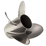 14.5 x 25 Pitch | Pro Max Mercury Racing Propeller | Pro Finished | RIGHT-HAND | 8M0079700